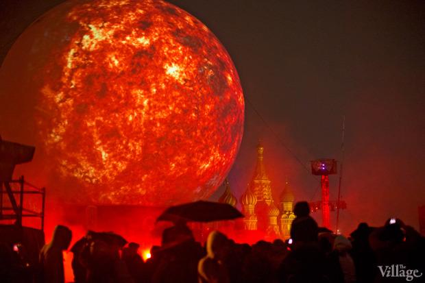 Гости столицы: Голландский светодизайнер о Новом Арбате и темноте. Изображение № 5.