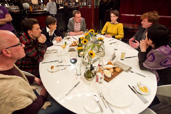 Разговоры на ужине: Дети в Москве. Изображение № 23.