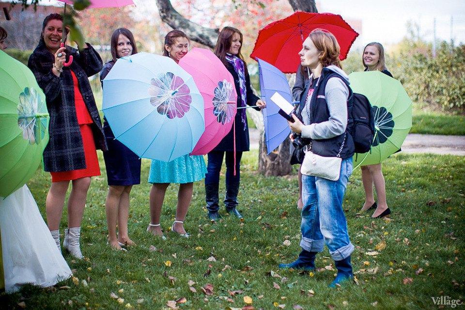 Люди в городе: Любительские фотосессии в парке. Изображение № 3.