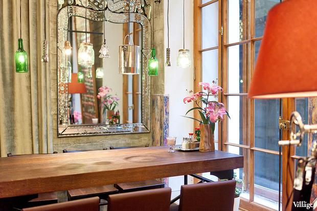 В Доме Мертенса открылся ресторан-кондитерская Bengel & Zaek. Изображение № 12.