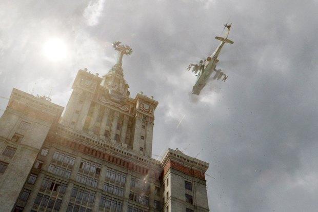 Как рушили Москву: От Тома Круза до Брюса Уиллиса. Изображение № 24.