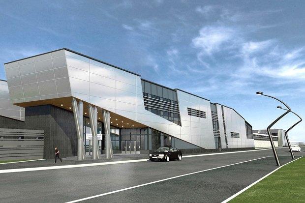 Станцию «Технопарк» оформят в индустриальном стиле. Изображение № 3.
