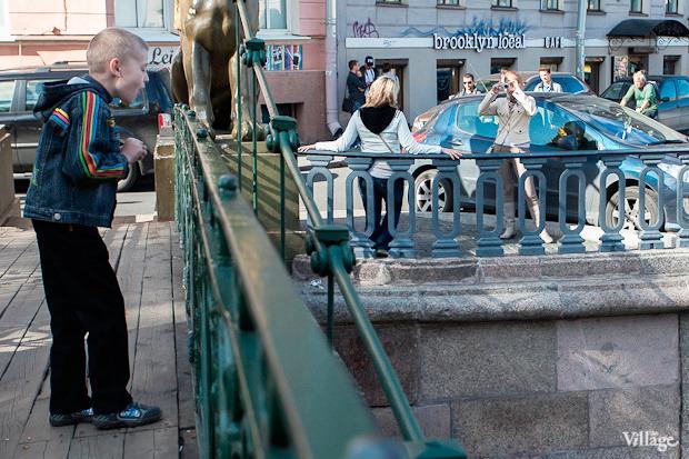 Эксперимент The Village: Самые популярные места для фотографий из Петербурга. Изображение № 8.