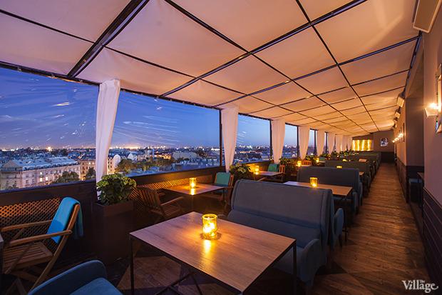 Новое место (Петербург): Sky Terrace. Изображение № 27.