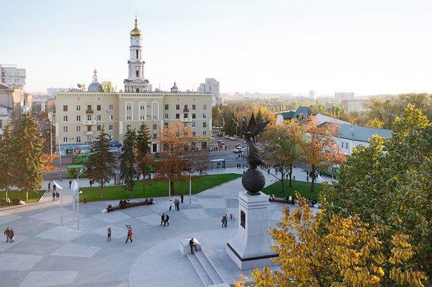 Выход в город: 3 прогулочных маршрута по Харькову. Изображение № 9.