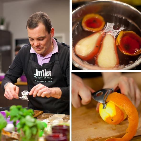 Время есть: Кулинарный мастер-класс в студии Юлии Высоцкой. Изображение № 6.
