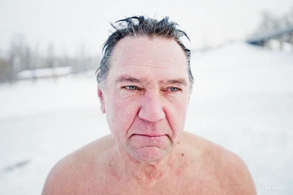 Голая правда: Киевские моржи о закалке, здоровье и холоде. Изображение №12.