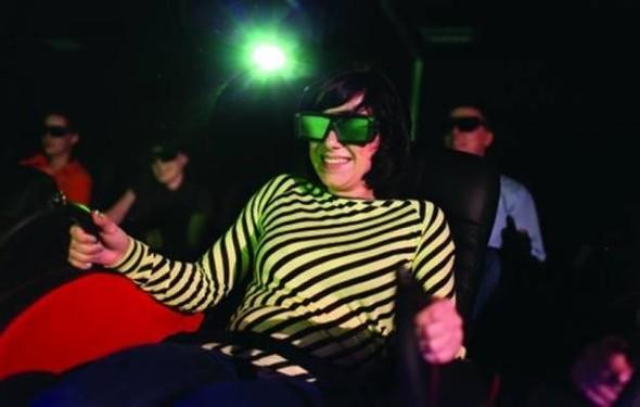 В Измайловском парке появится 5D-кинотеатр. Изображение № 1.