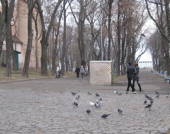 В Киеве появятся новые скульптуры Kiev Fashion Park. Зображення № 5.