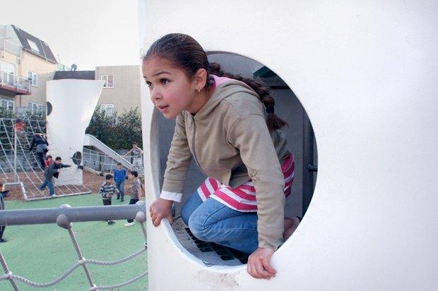 Идеи для города: Детская площадка из крыльев ветряной мельницы вРоттердаме. Изображение № 13.