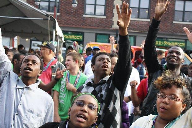 Иностранный опыт: Как превратить криминальное гетто в Вашингтоне в престижный район. Изображение № 8.