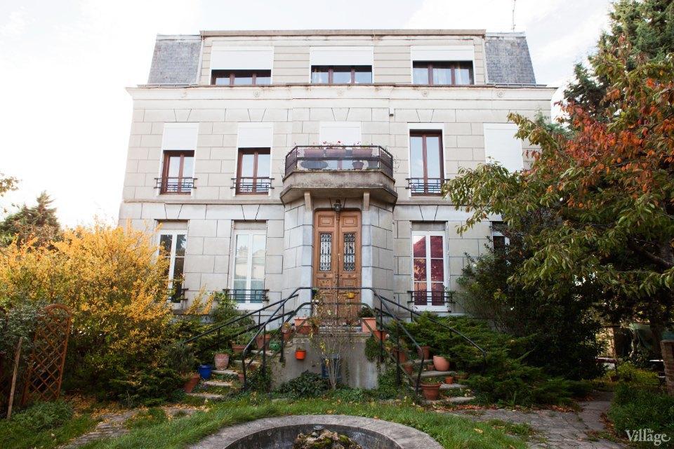 Квартиры мира (Париж): Дом в районе Монтрёй. Изображение № 1.