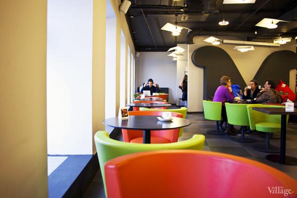 После прочтения съесть: 5 кафе при магазинах. Изображение № 5.