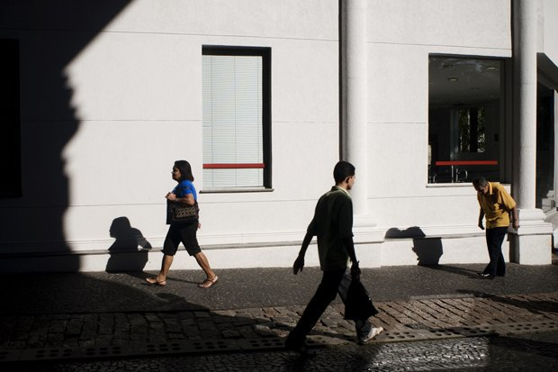 Что происходит вРио-де-Жанейро начемпионате мира пофутболу . Изображение № 8.