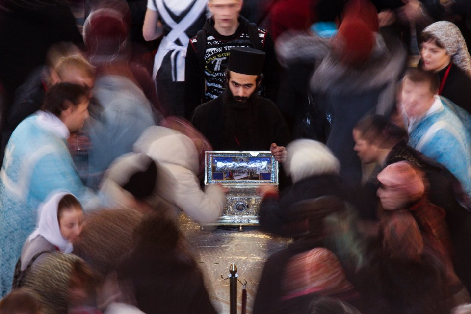 Камера наблюдения: Москва глазами Сергея Савостьянова. Изображение №11.
