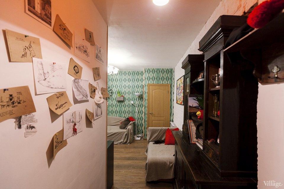 Квартира в историческом здании неподалёку от Мухи. Изображение № 7.