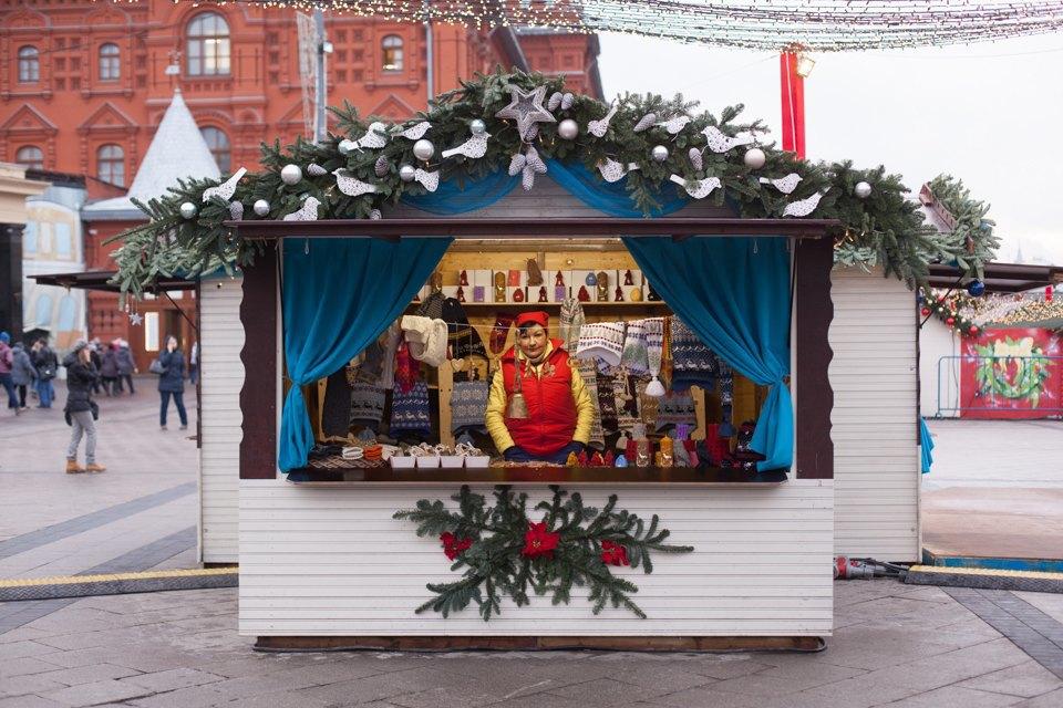 Торг уместен: Иностранцы инспектируют рождественские ярмарки Москвы. Изображение № 10.