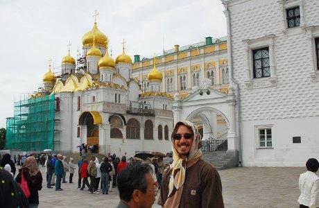 Итоги сезона: Туристы вМоскве. Изображение № 8.