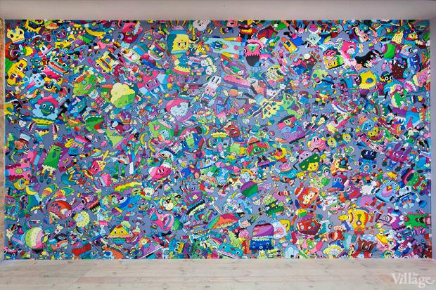 В Киеве открылась выставка Эдика Катыхина «Зеркало души». Зображення № 4.