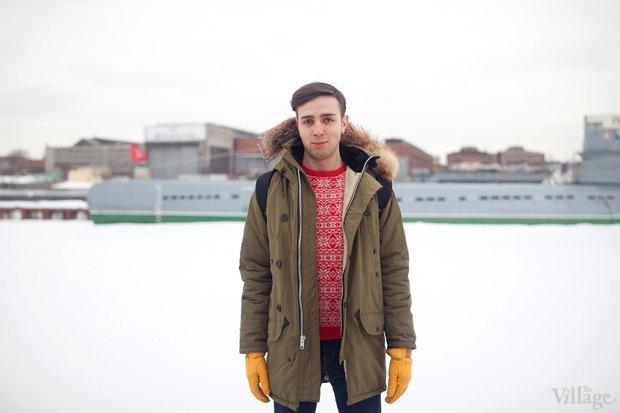 Внешний вид: Владимир Чуев, арт-директор. Изображение № 13.