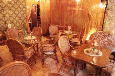 Ни рыбы, ни мяса: 9 вегетарианских кафе в Петербурге. Изображение № 17.