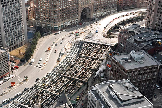 Иностранный опыт: Городские проекты под землёй. Изображение № 3.