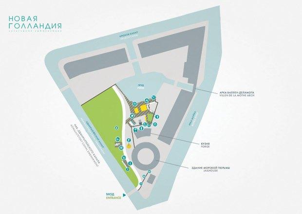 Программа открытия «Лета вНовой Голландии». Изображение № 12.