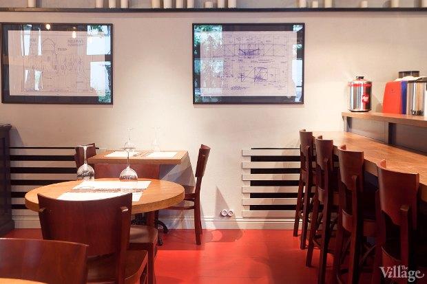 Новое место: Ресторан Schengen. Изображение № 4.