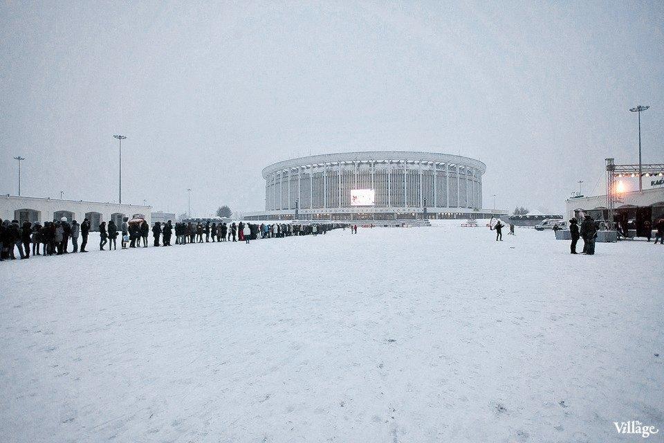Люди в городе: Посетители концерта Lady Gaga в Москве и Петербурге. Изображение № 8.
