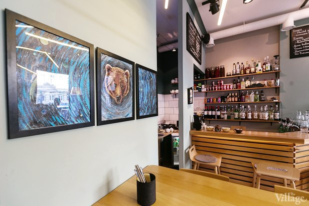 Новое место: Кафе-бар «Бюро». Изображение № 11.