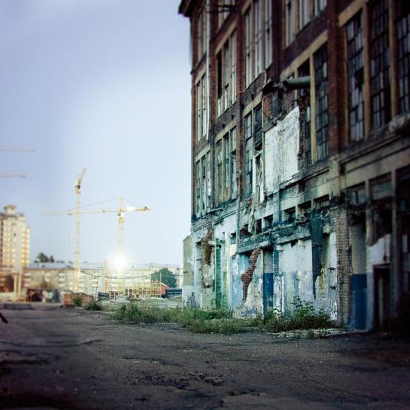 В зоне риска: Корпус фабрики на улице Усачёва. Изображение № 11.