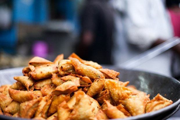Что едят жители Нью-Йорка, Стамбула, Токио и Мадрида на улице. Изображение № 3.