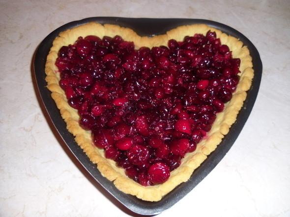 Изображение 5. Клюквенный пирог.. Изображение № 5.