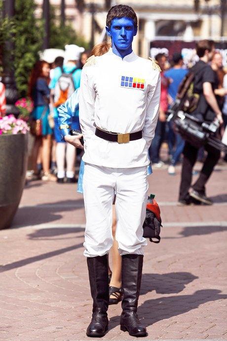 Люди в городе: Участники «Гик-парада» в Петербурге. Изображение № 22.