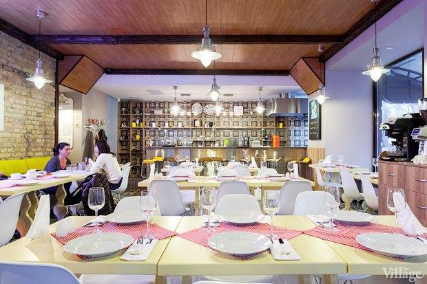Новости ресторанов: Новые заведения, сервис доставки продуктов и обновления меню. Изображение № 1.