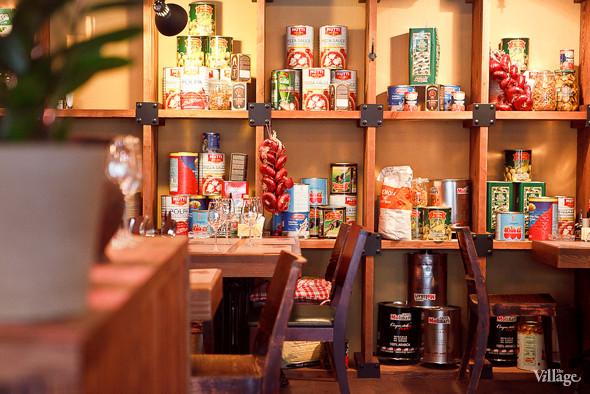 Новое место (Петербург): Ресторан «Марчелли's». Изображение № 35.