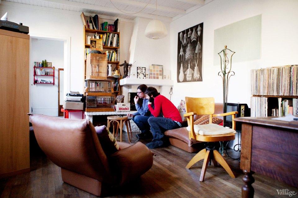 Квартиры мира (Париж): Дом в районе Монтрёй. Изображение №13.