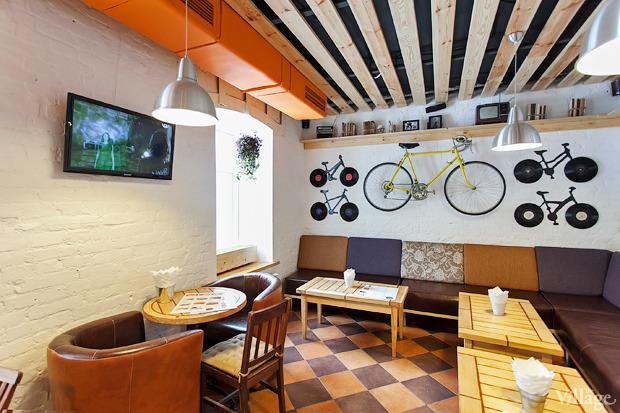 Новое место (Киев): Druzi Cafe. Изображение №1.
