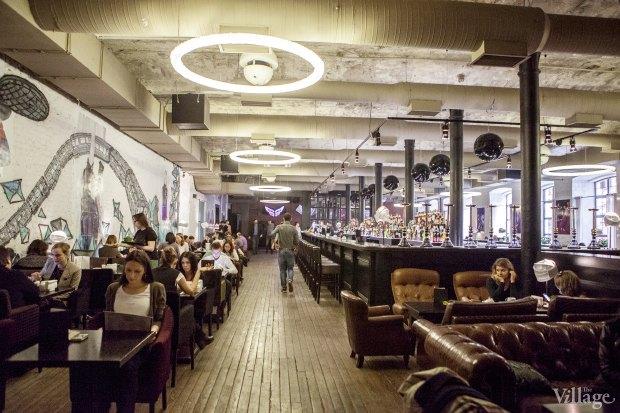 Новое место: Кафе, бар и магазин WT4. Изображение № 8.