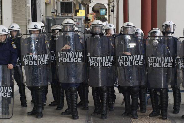 Народ против: Главные протесты 2011 года. Изображение № 13.