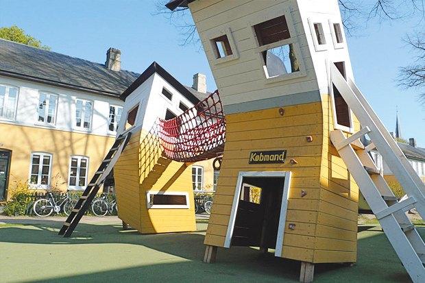 Как датский дизайн делает счастливыми детей в России. Изображение № 22.