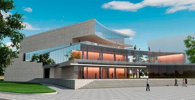 У реконструкции Центра Курёхина сменили подрядчика. Изображение № 1.