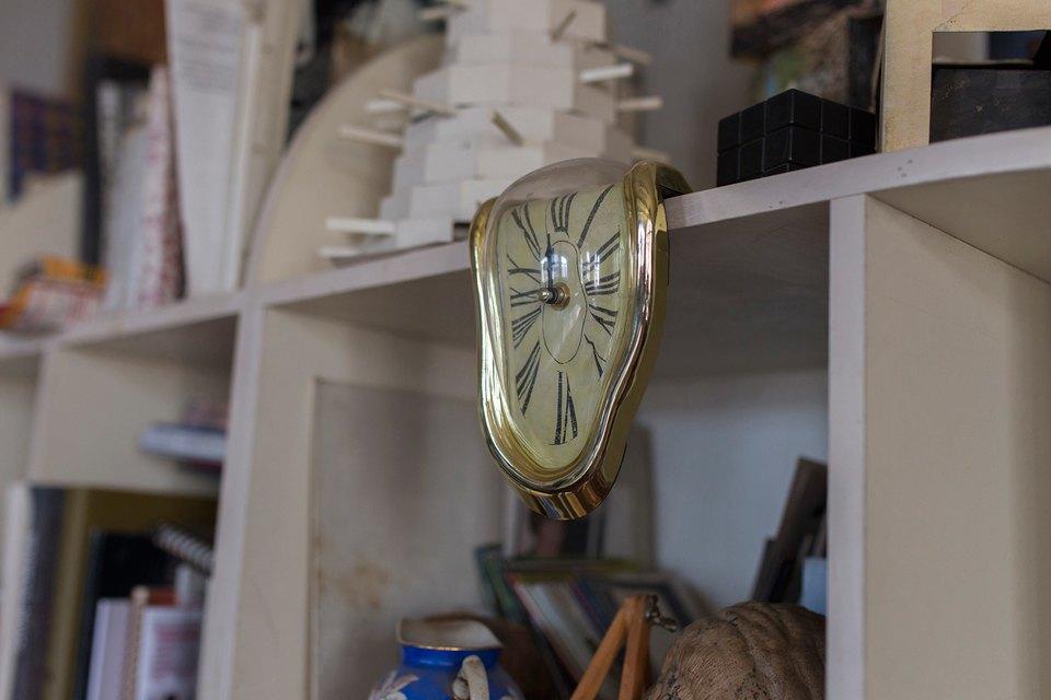 Квартира имастерская вбашне наКаменноостровском. Изображение № 14.