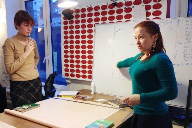 В Москве открылся коворкинг для дизайнеров одежды. Изображение № 2.