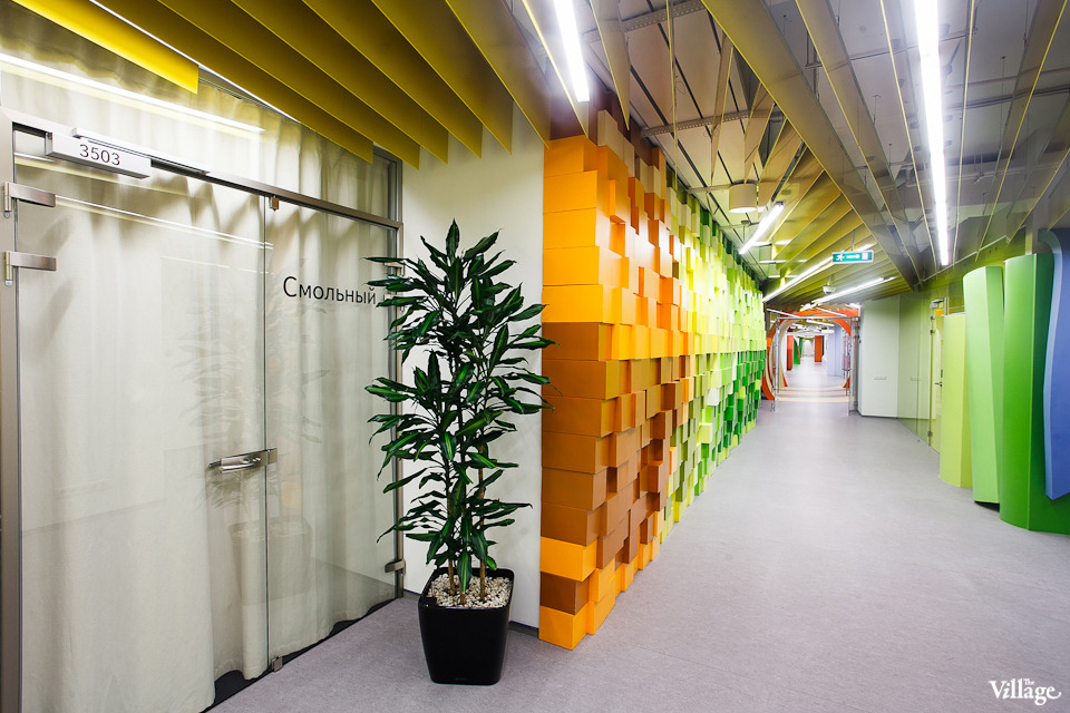 Офис недели (Петербург): «Яндекс». Изображение №22.