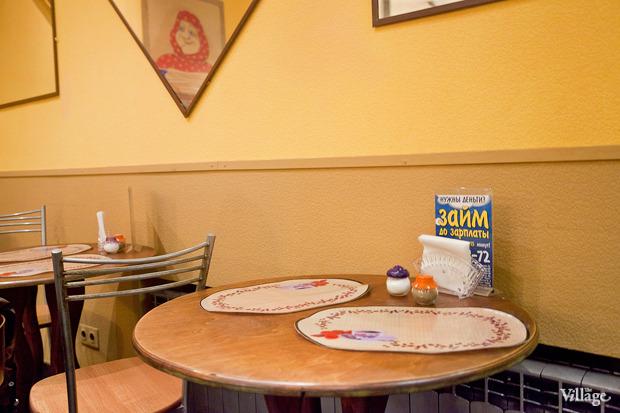 Все свои: Пирожковая на Разъезжей. Изображение № 10.