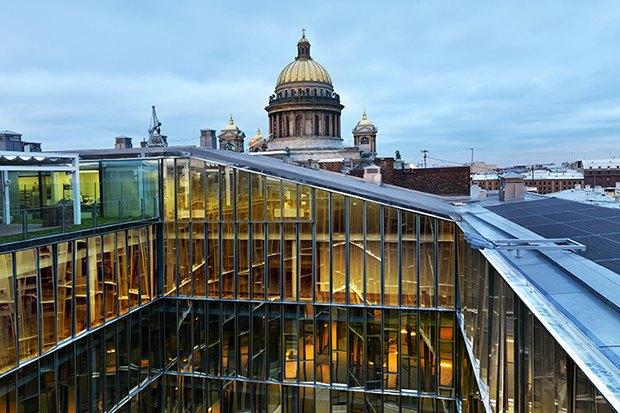 Строиться по одному: 12удачных примеров современной петербургской архитектуры. Изображение № 24.