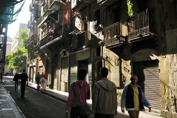 Китайский квартал красных фонарей в Барселоне . Изображение № 5.