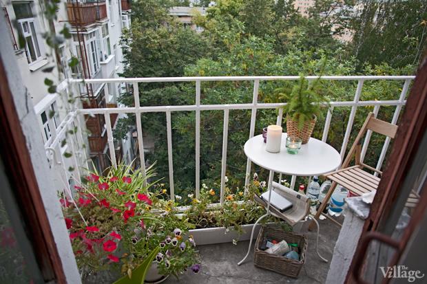 Где посадки: Что москвичи выращивают на балконе. Изображение №1.