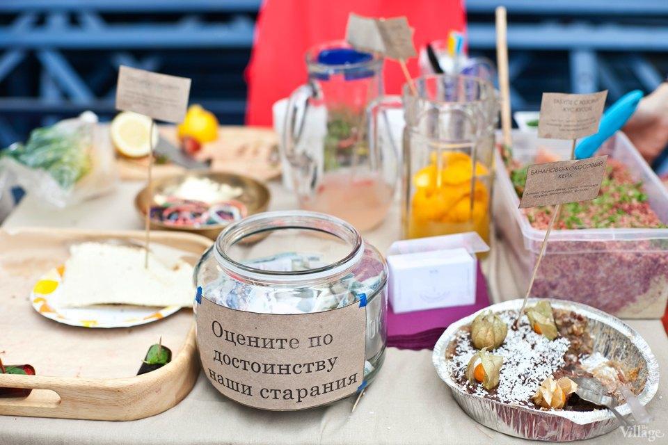 Жующие вместе: «Ресторанный день» в Москве. Изображение № 13.